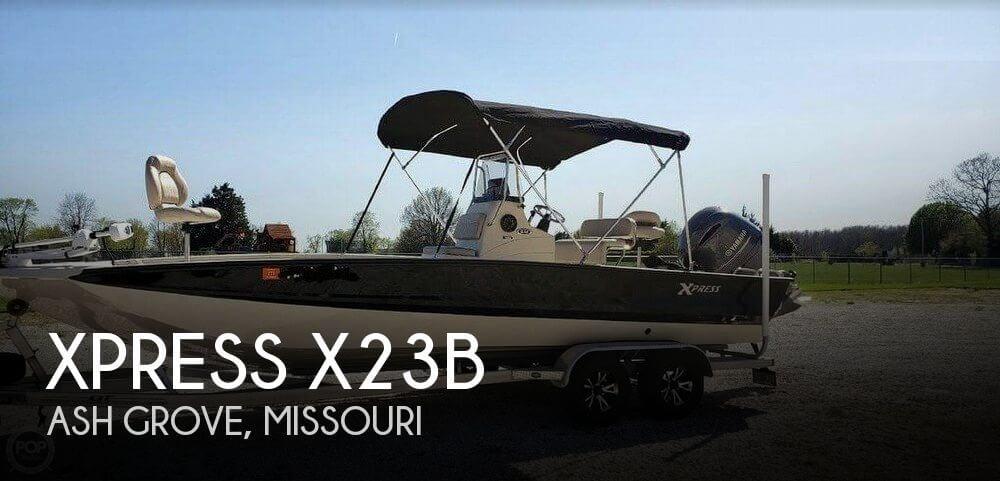 Used Xpress Boats For Sale by owner | 2017 Xpress 23