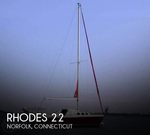 Used Rhodes Boats For Sale by owner | 1992 Rhodes 22
