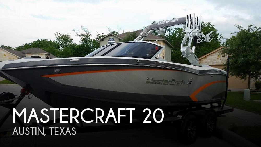 Used Boats For Sale in Austin, Texas by owner | 2016 Mastercraft 20