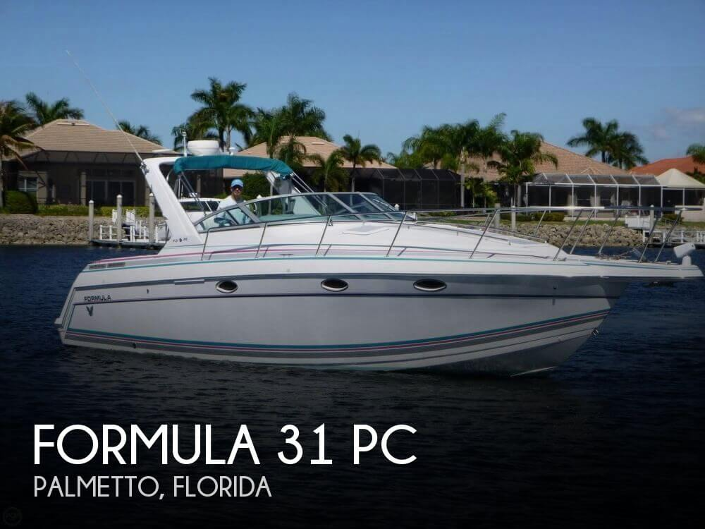 Used Formula Boats For Sale in Florida by owner | 1994 Formula 34