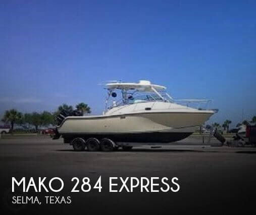 Used Boats For Sale in Austin, Texas by owner | 2008 Mako 28