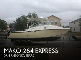 2008 Mako 284 Express