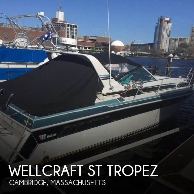 Used Wellcraft 32 Boats For Sale by owner | 1988 Wellcraft 32