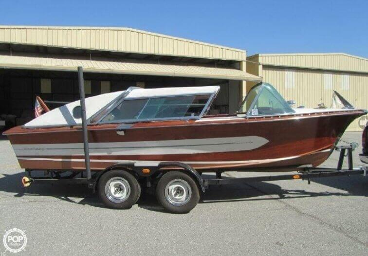 1959 Century boat for sale, model of the boat is Coronado 21 & Image # 2 of 33