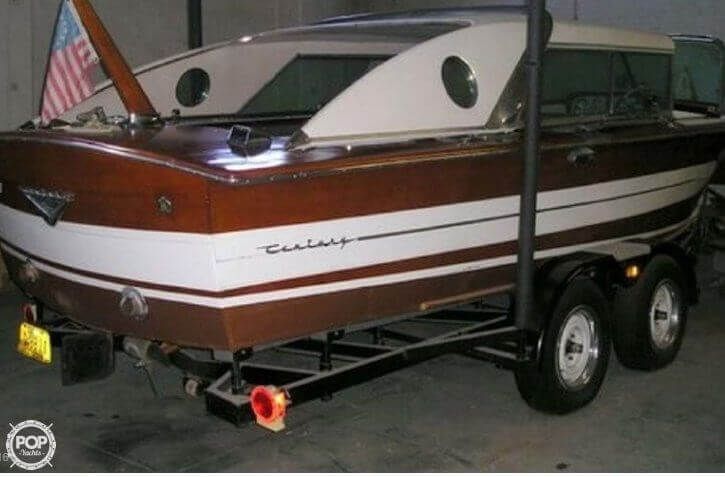 1959 Century boat for sale, model of the boat is Coronado 21 & Image # 3 of 33