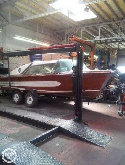 1959 Century boat for sale, model of the boat is Coronado 21 & Image # 5 of 33