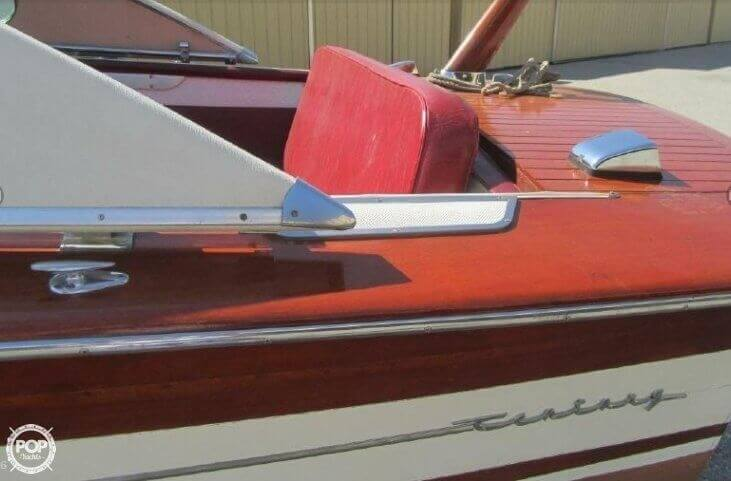 1959 Century boat for sale, model of the boat is Coronado 21 & Image # 6 of 33