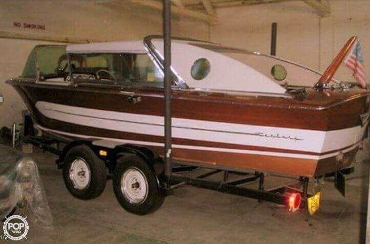 1959 Century boat for sale, model of the boat is Coronado 21 & Image # 13 of 33