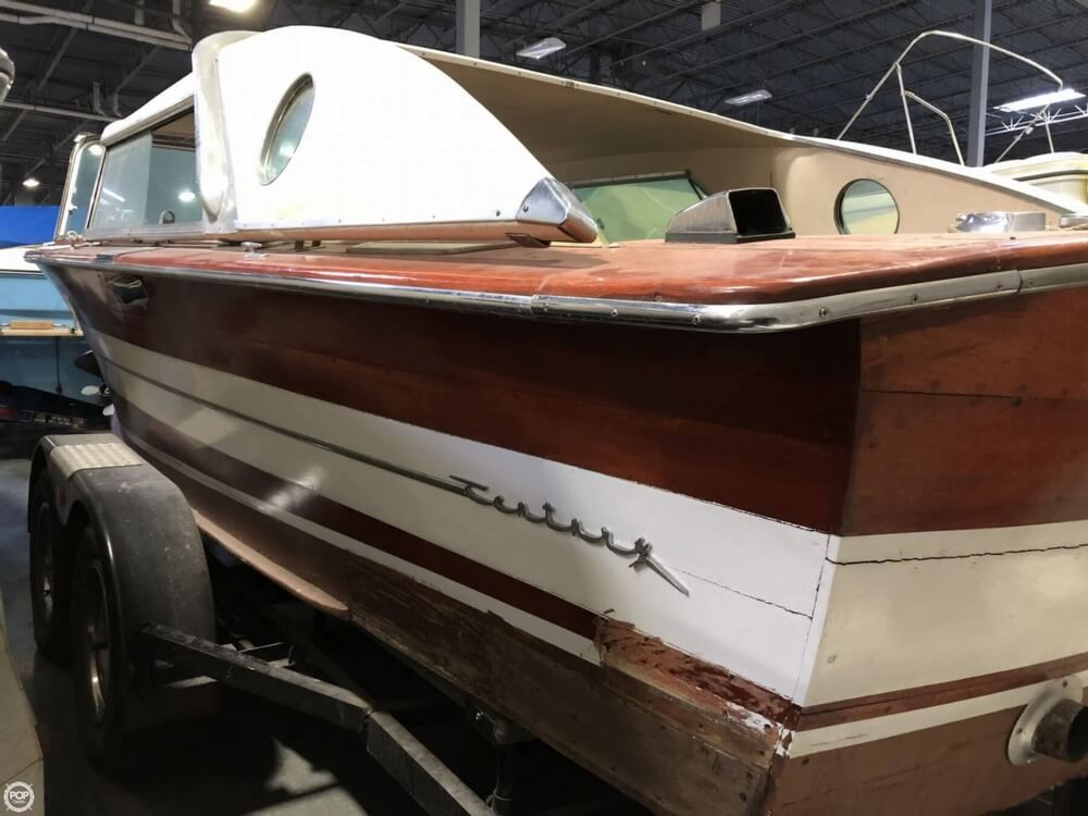 1959 Century boat for sale, model of the boat is Coronado 21 & Image # 16 of 32