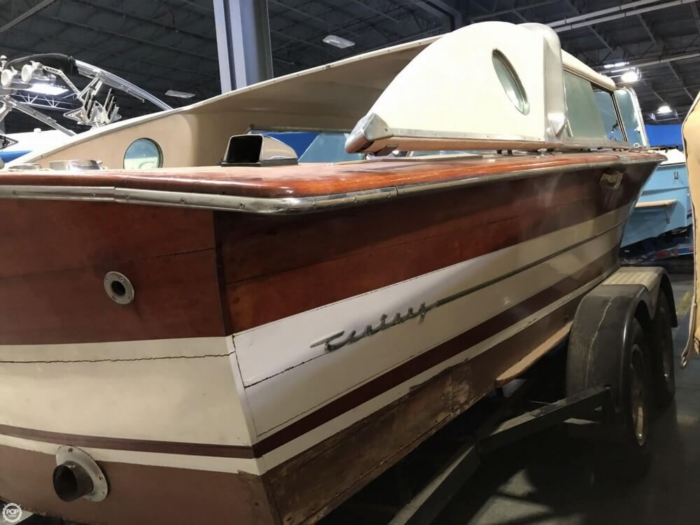 1959 Century boat for sale, model of the boat is Coronado 21 & Image # 18 of 33