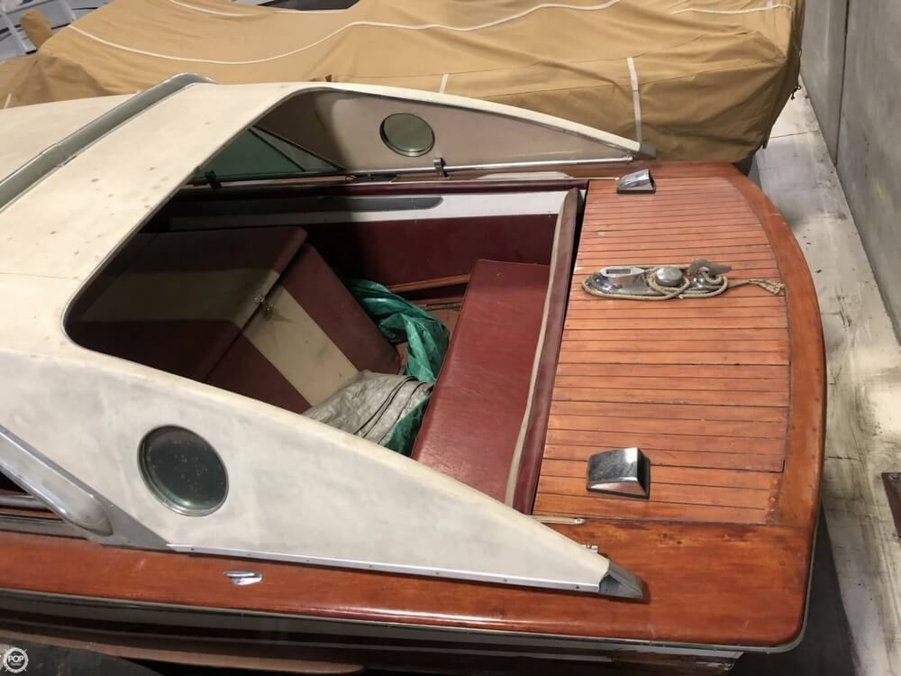 1959 Century boat for sale, model of the boat is Coronado 21 & Image # 20 of 33