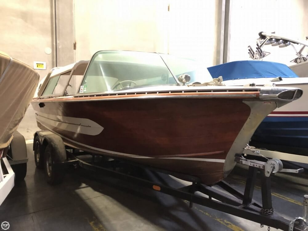 1959 Century boat for sale, model of the boat is Coronado 21 & Image # 25 of 33
