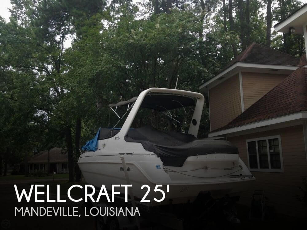 Used Wellcraft 25 Boats For Sale by owner | 1999 Wellcraft 25
