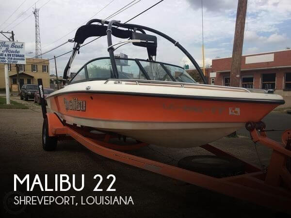Used Boats For Sale in Shreveport, Louisiana by owner | 2002 Malibu 22