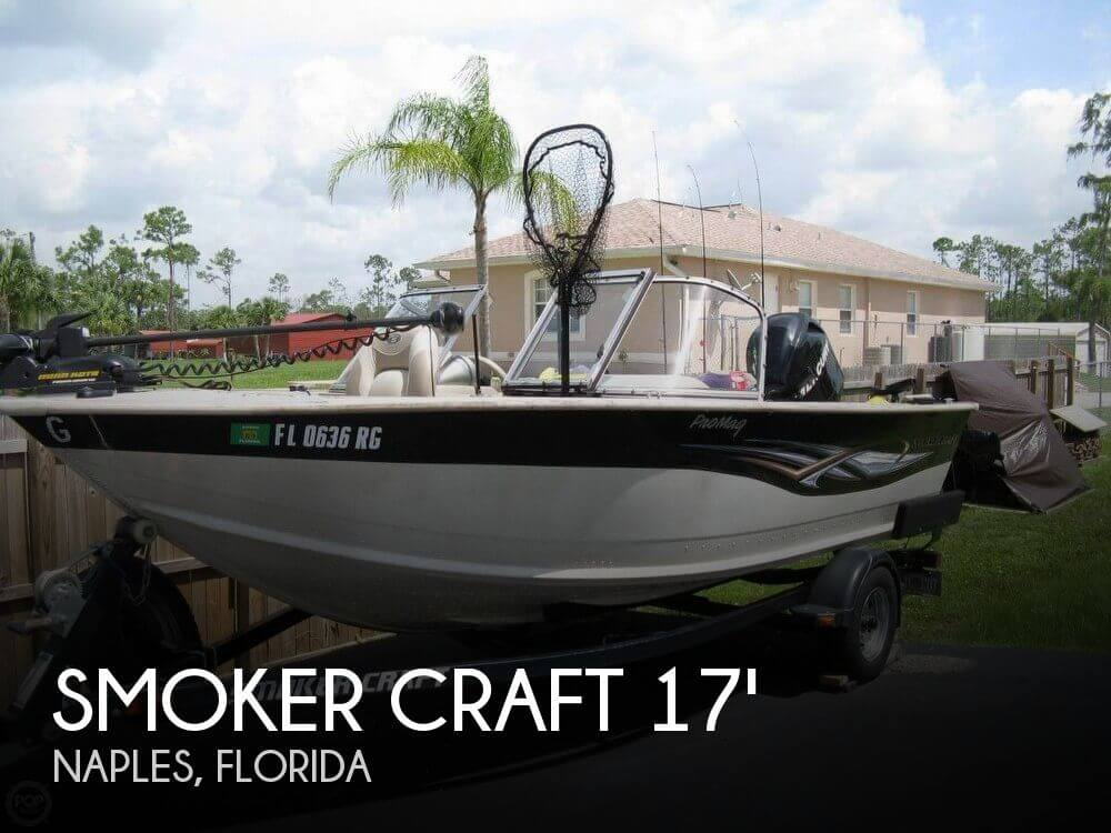 Used Smoker Craft Boats For Sale by owner | 2008 Smoker Craft 17