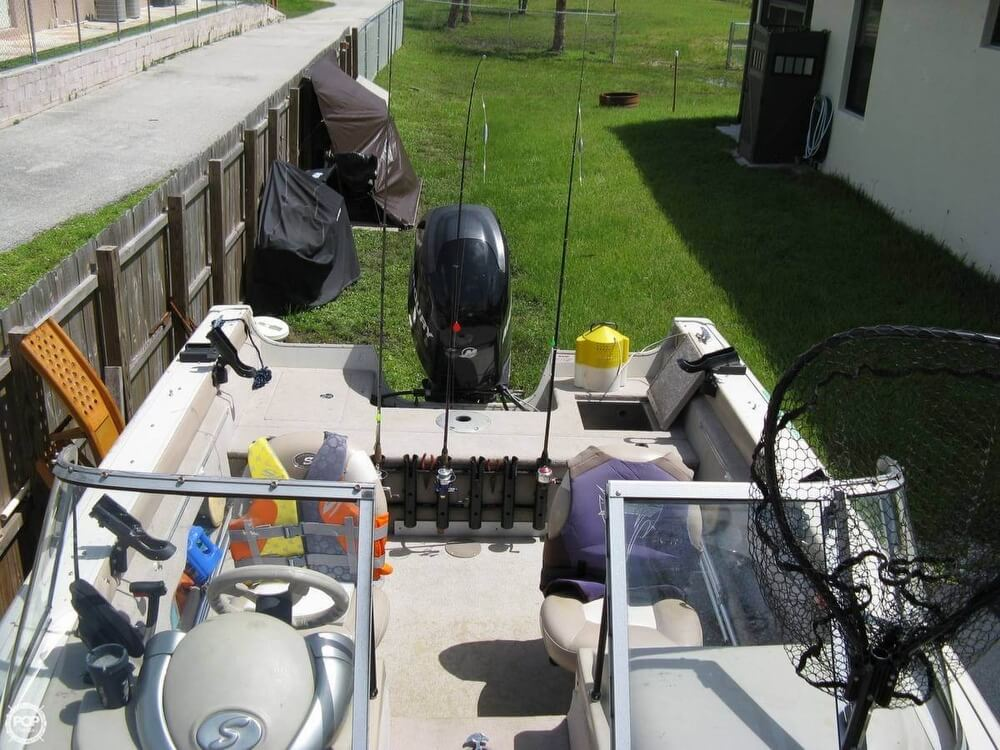 2008 Smoker Craft boat for sale, model of the boat is Pro Mag 172 & Image # 3 of 40