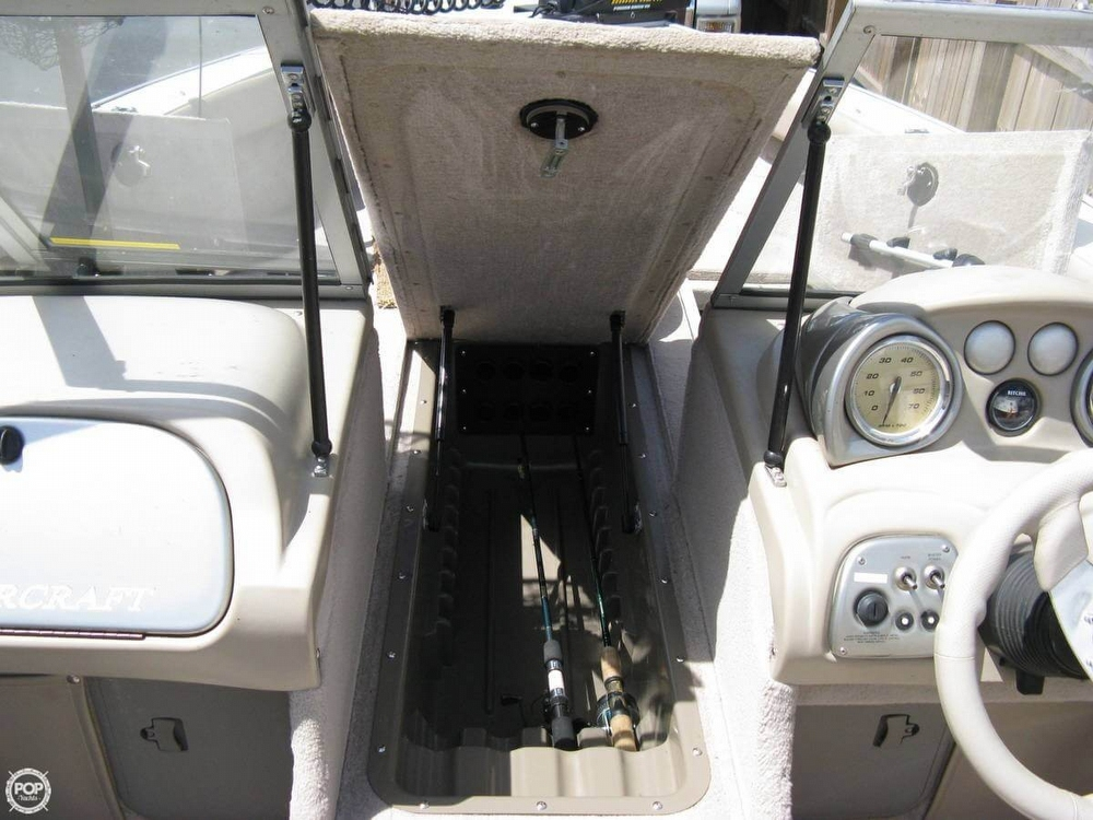 2008 Smoker Craft boat for sale, model of the boat is Pro Mag 172 & Image # 6 of 40