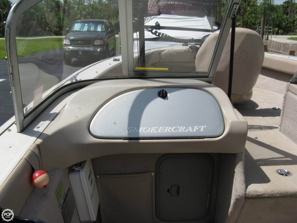 2008 Smoker Craft boat for sale, model of the boat is Pro Mag 172 & Image # 7 of 40