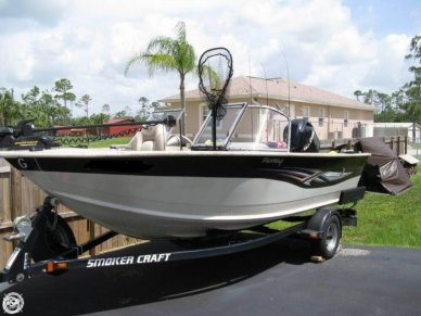 Smoker Craft Pro Mag 172, 17', for sale - $16,500