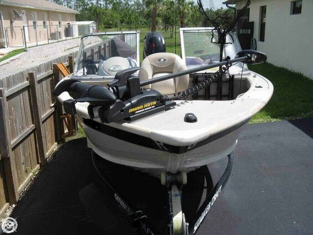 2008 Smoker Craft boat for sale, model of the boat is Pro Mag 172 & Image # 2 of 40