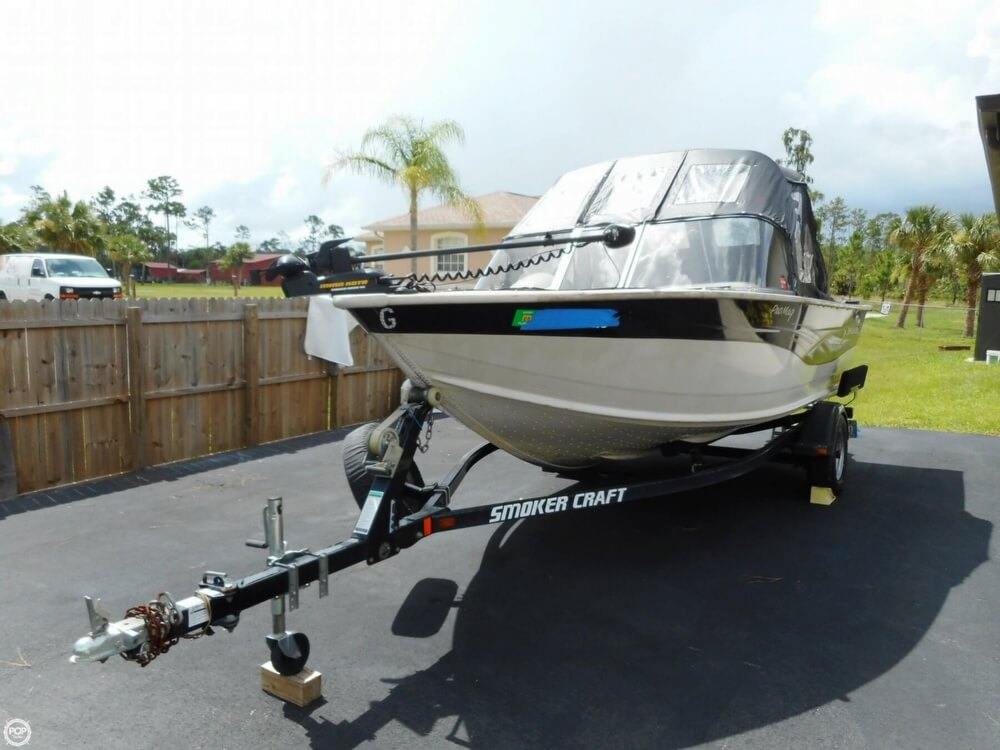 2008 Smoker Craft boat for sale, model of the boat is Pro Mag 172 & Image # 10 of 40