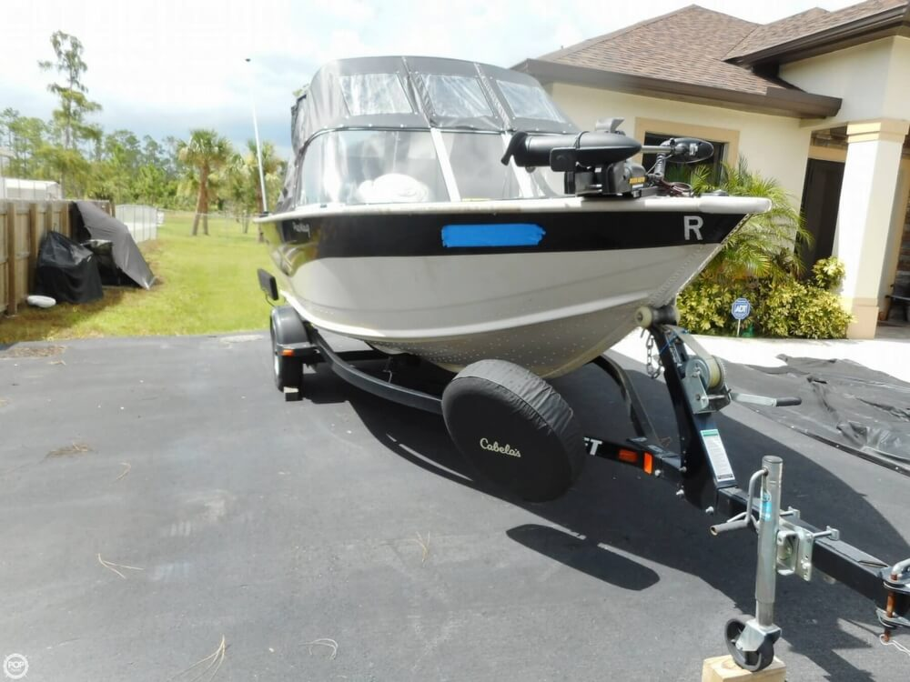 2008 Smoker Craft boat for sale, model of the boat is Pro Mag 172 & Image # 11 of 40