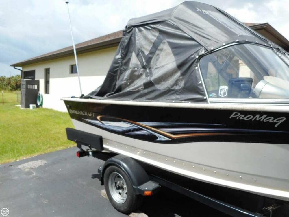 2008 Smoker Craft boat for sale, model of the boat is Pro Mag 172 & Image # 13 of 40