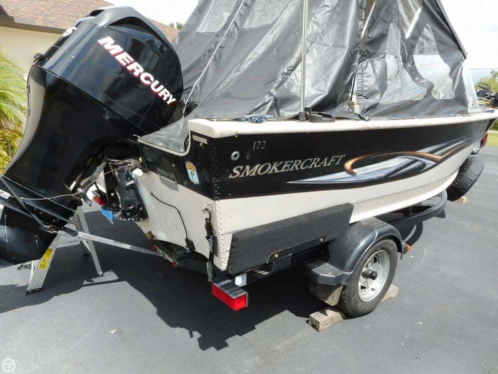 2008 Smoker Craft boat for sale, model of the boat is Pro Mag 172 & Image # 14 of 40
