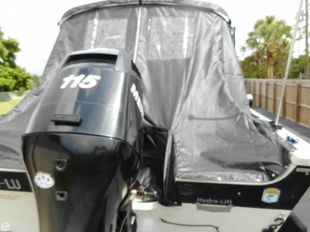 2008 Smoker Craft boat for sale, model of the boat is Pro Mag 172 & Image # 15 of 40