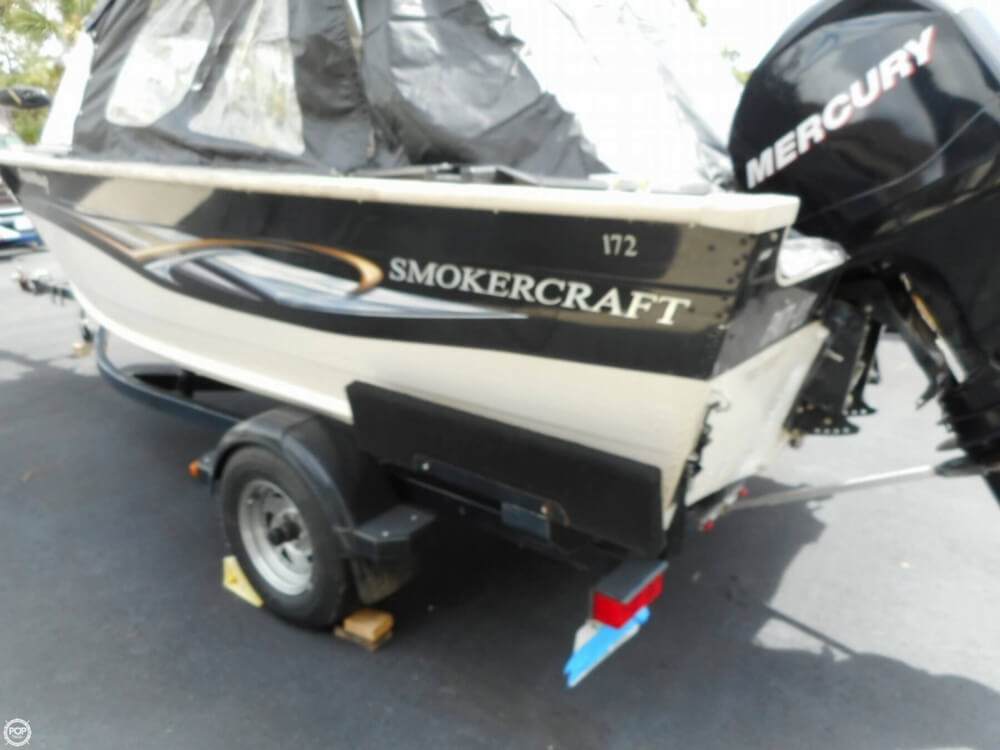 2008 Smoker Craft boat for sale, model of the boat is Pro Mag 172 & Image # 20 of 40