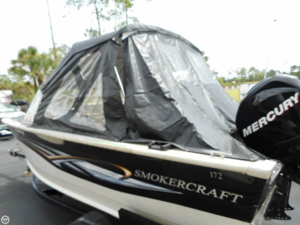 2008 Smoker Craft boat for sale, model of the boat is Pro Mag 172 & Image # 21 of 40