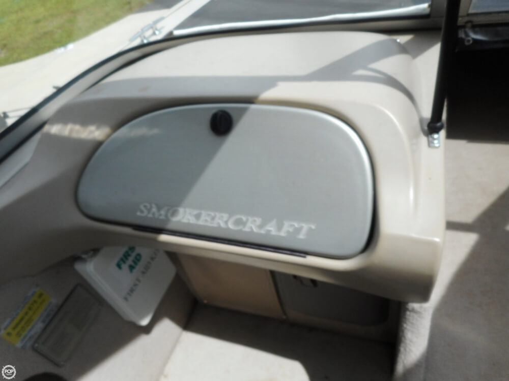 2008 Smoker Craft boat for sale, model of the boat is Pro Mag 172 & Image # 33 of 40