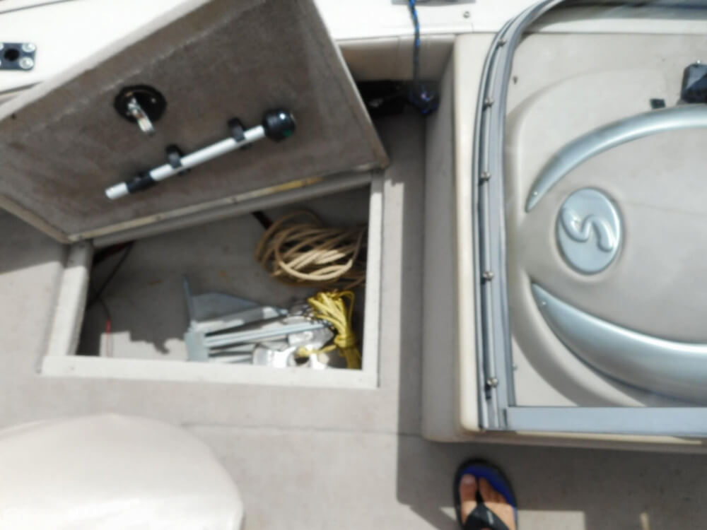 2008 Smoker Craft boat for sale, model of the boat is Pro Mag 172 & Image # 39 of 40
