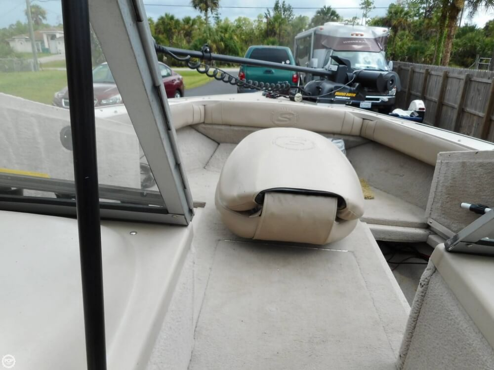 2008 Smoker Craft boat for sale, model of the boat is Pro Mag 172 & Image # 36 of 40