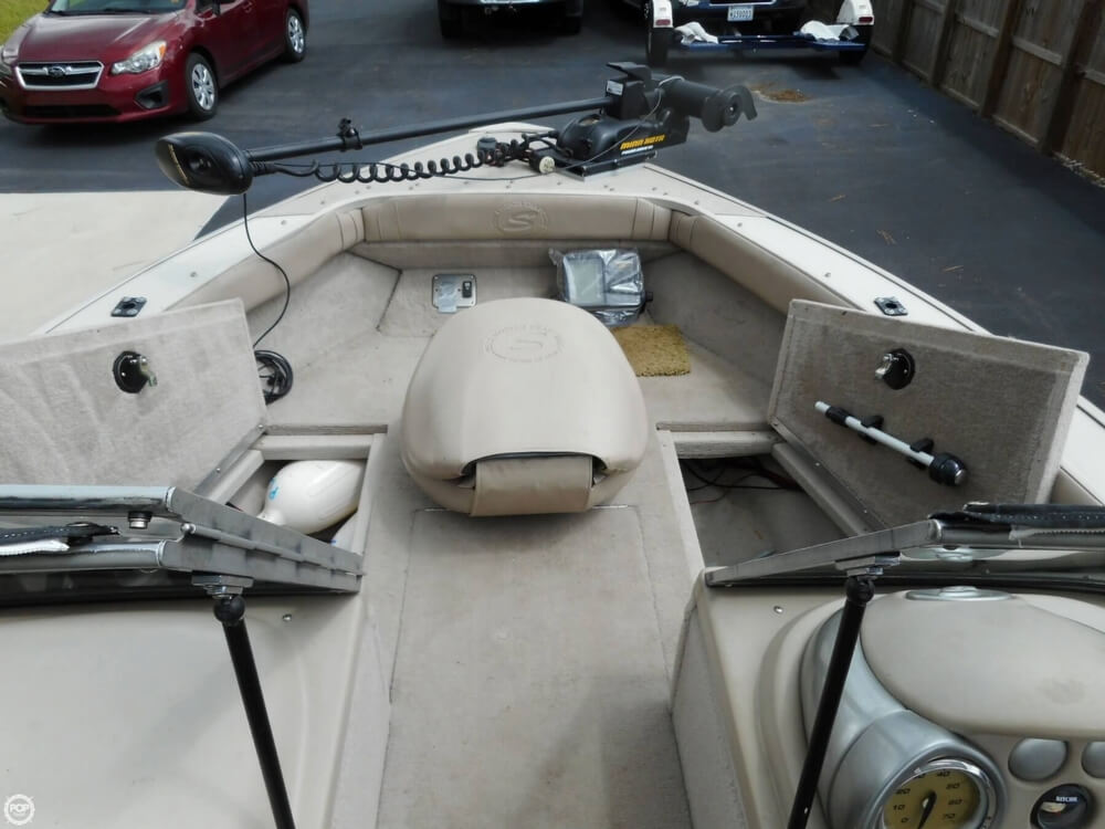 2008 Smoker Craft boat for sale, model of the boat is Pro Mag 172 & Image # 37 of 40