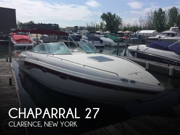 Used Chaparral 27 Boats For Sale by owner | 2005 Chaparral 27