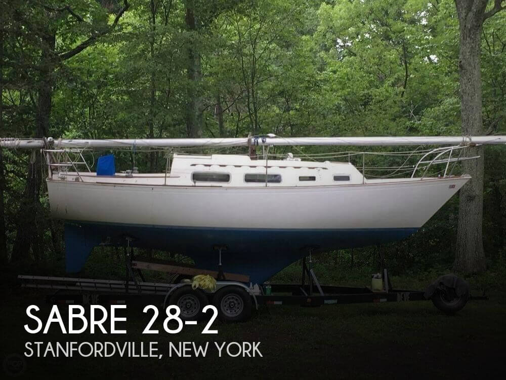 Used Boats For Sale in Springfield, Massachusetts by owner | 1979 Sabre 28