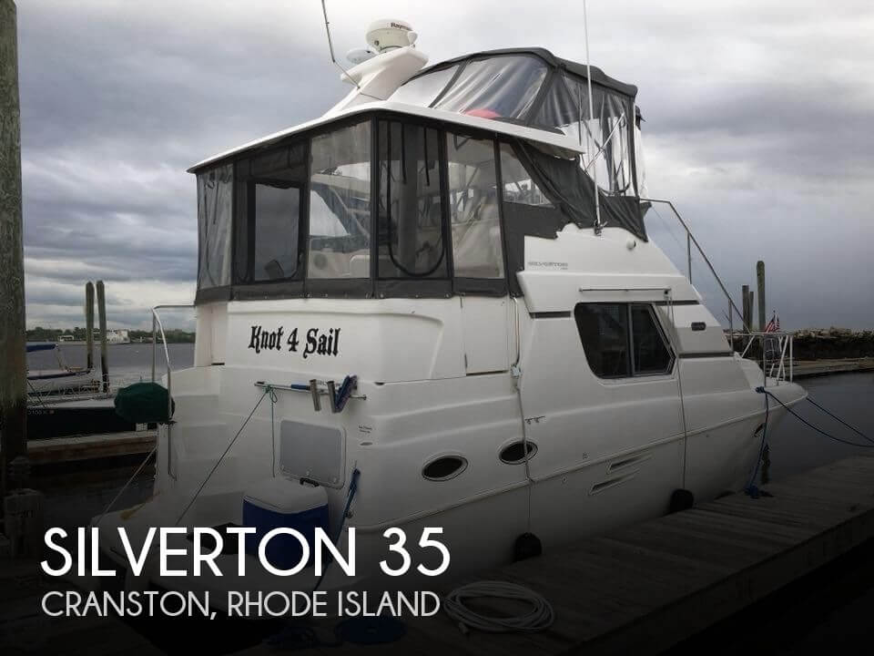 Used Silverton Motoryachts For Sale by owner | 1998 Silverton 35