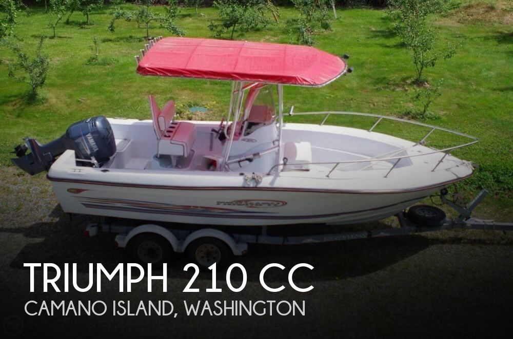 Used Triumph Boats For Sale by owner | 2002 Triumph 21