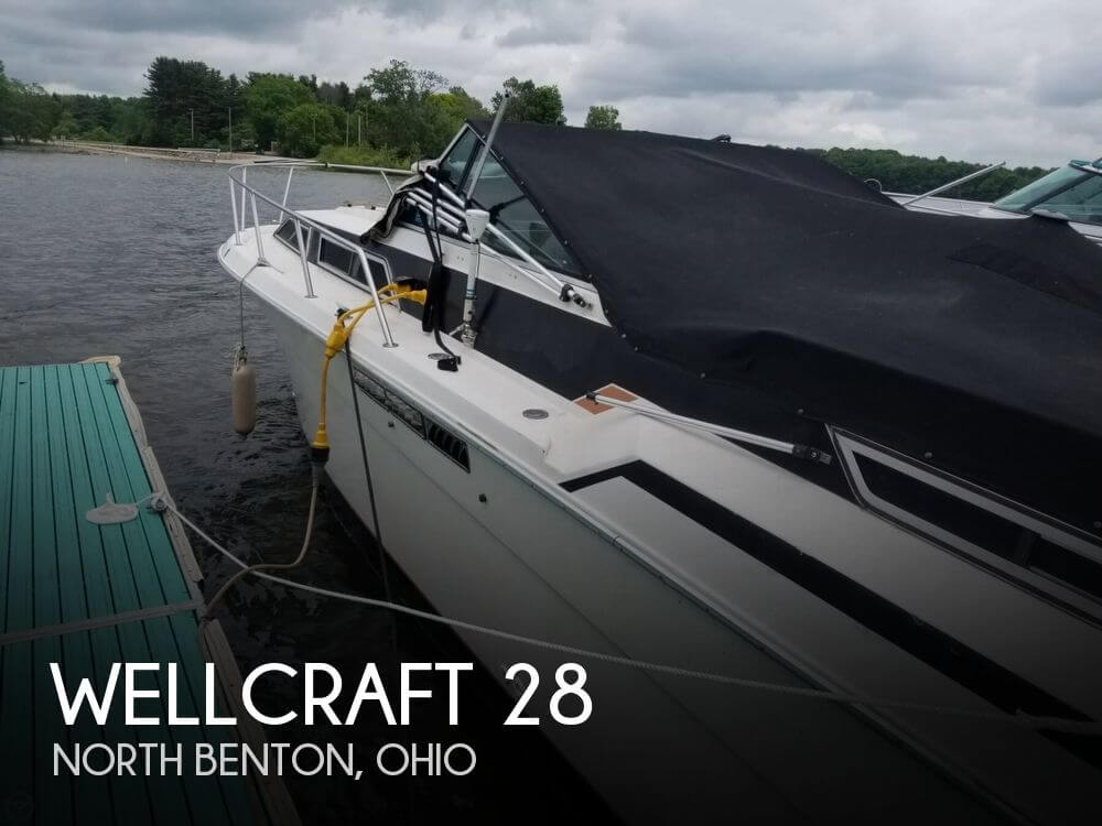 Used Wellcraft Boats For Sale in Ohio by owner | 1981 Wellcraft 28