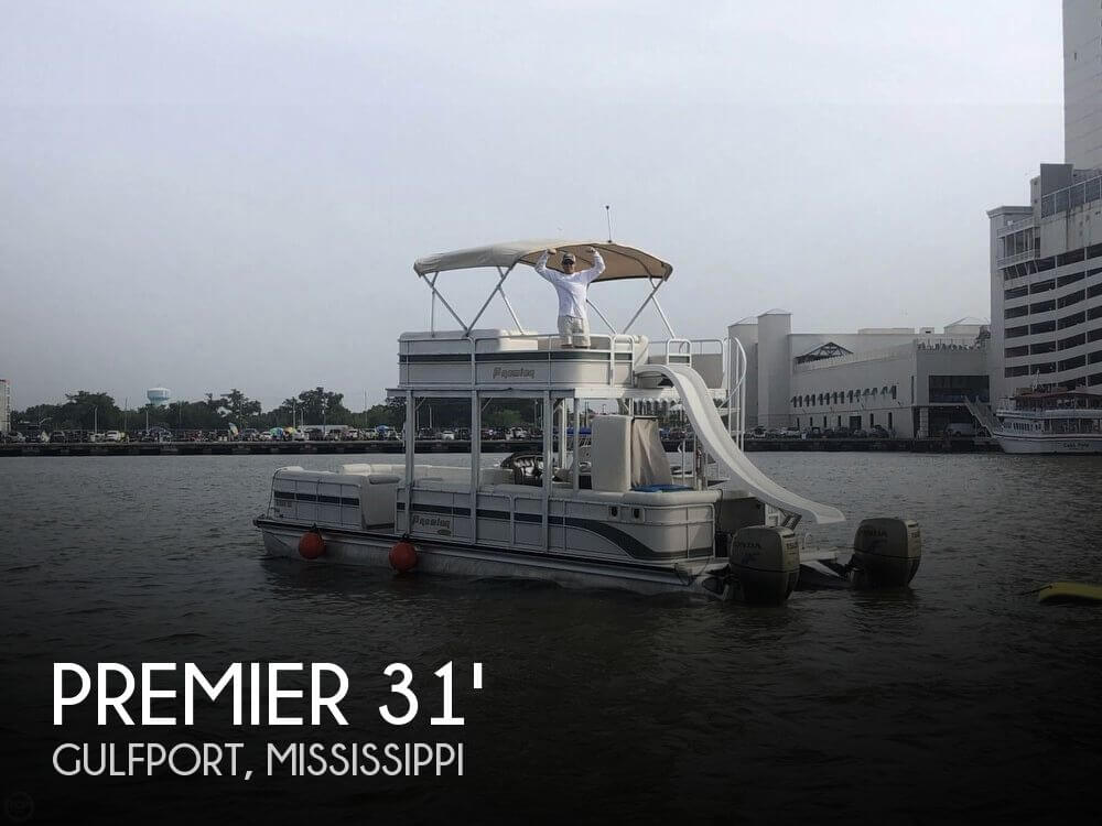 Used Boats For Sale in Mississippi by owner   2005 Premier Pontoons 31