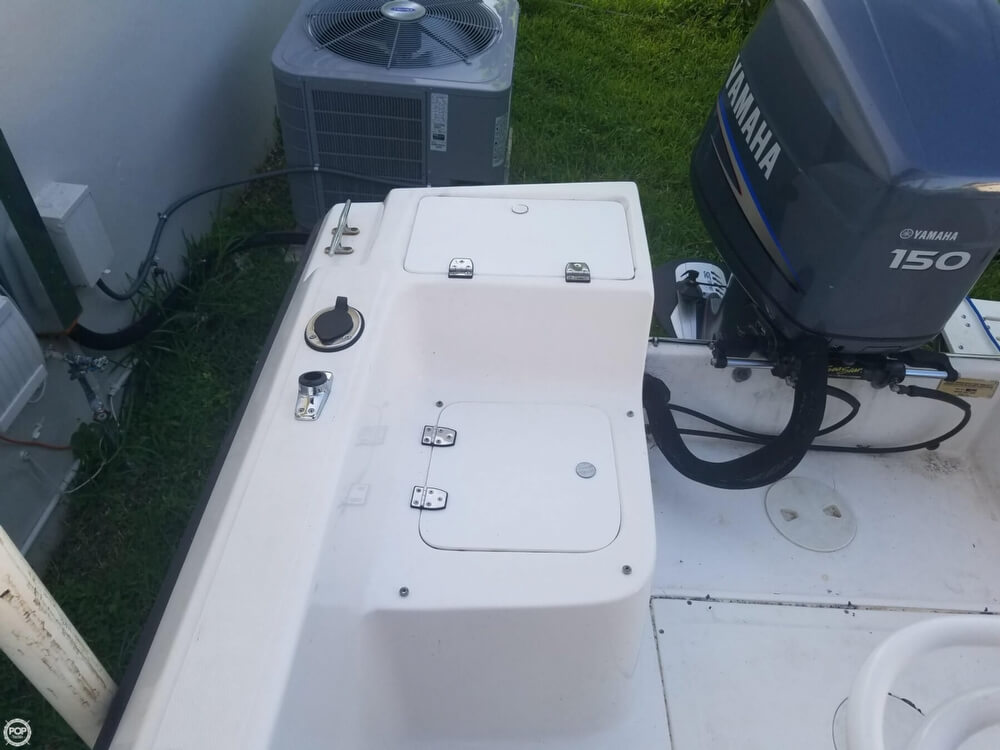 2003 American Angler boat for sale, model of the boat is 204 & Image # 21 of 40