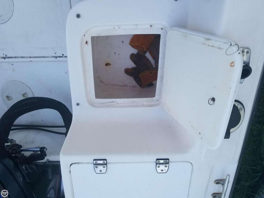 2003 American Angler boat for sale, model of the boat is 204 & Image # 23 of 40