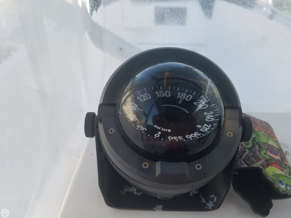 2003 American Angler boat for sale, model of the boat is 204 & Image # 36 of 40
