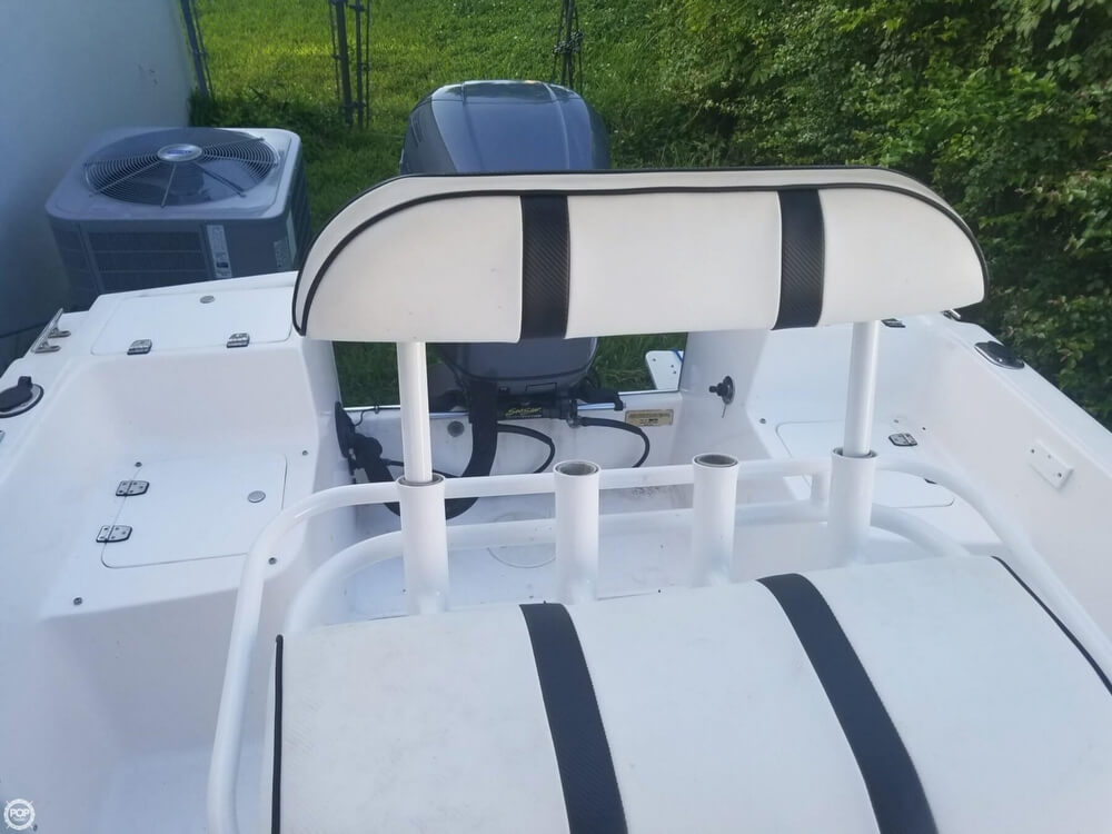 2003 American Angler boat for sale, model of the boat is 204 & Image # 32 of 40