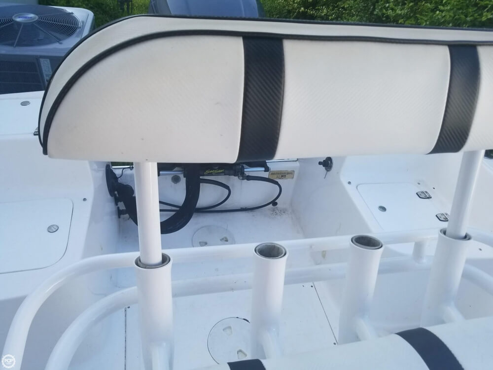 2003 American Angler boat for sale, model of the boat is 204 & Image # 33 of 40