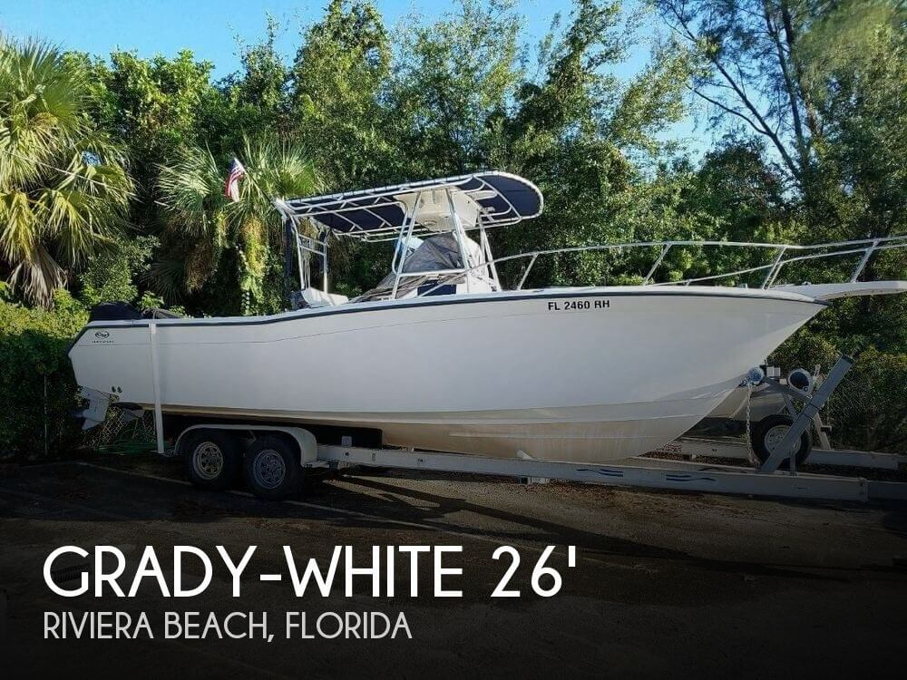 Used Grady-White 26 Boats For Sale in Florida by owner | 1997 Grady-White 26