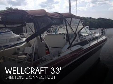 Used Wellcraft 33 Boats For Sale by owner | 1988 Wellcraft 33