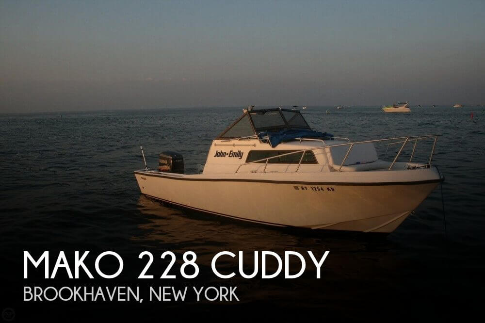 Used MAKO 23 Boats For Sale by owner | 1984 Mako 23