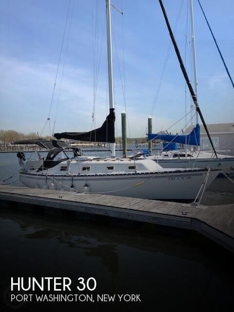 Used Hunter Sailboats For Sale in New York by owner | 1981 Hunter 30